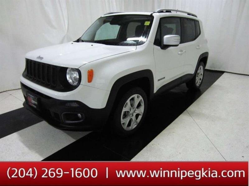 2017 Jeep Renegade Limited #17JR52712