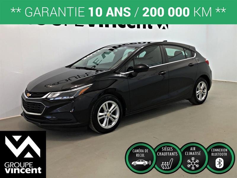 Chevrolet Cruze 2017 LT ** GARANTIE 10 ANS ** #0447AT