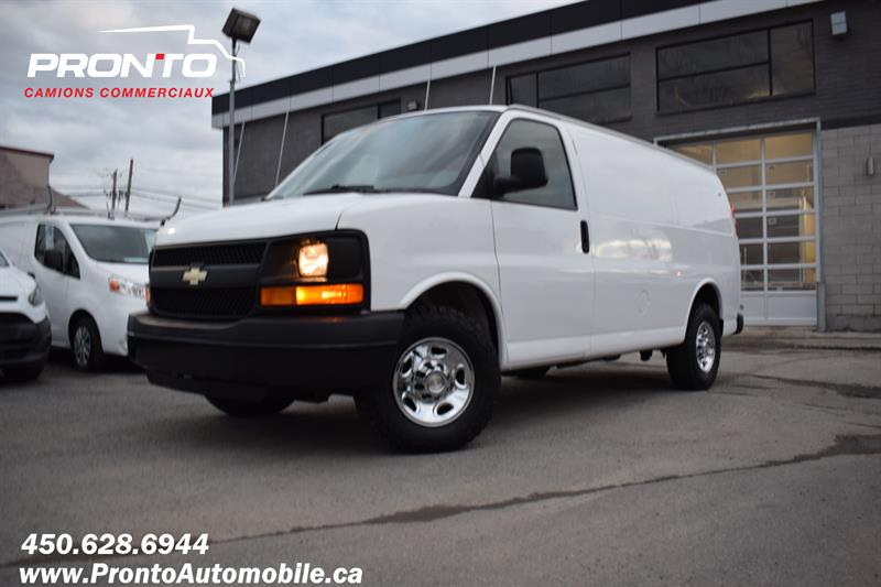 Chevrolet Express Cargo Van 2013 2500 Full rack ** Camera de recul **  #1140