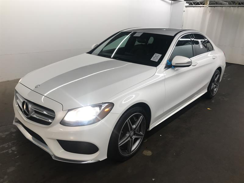 Mercedes-Benz C300 2016 4MATIC  **PAY WEEKLY $69 SEMAINE ** #2574 **116939