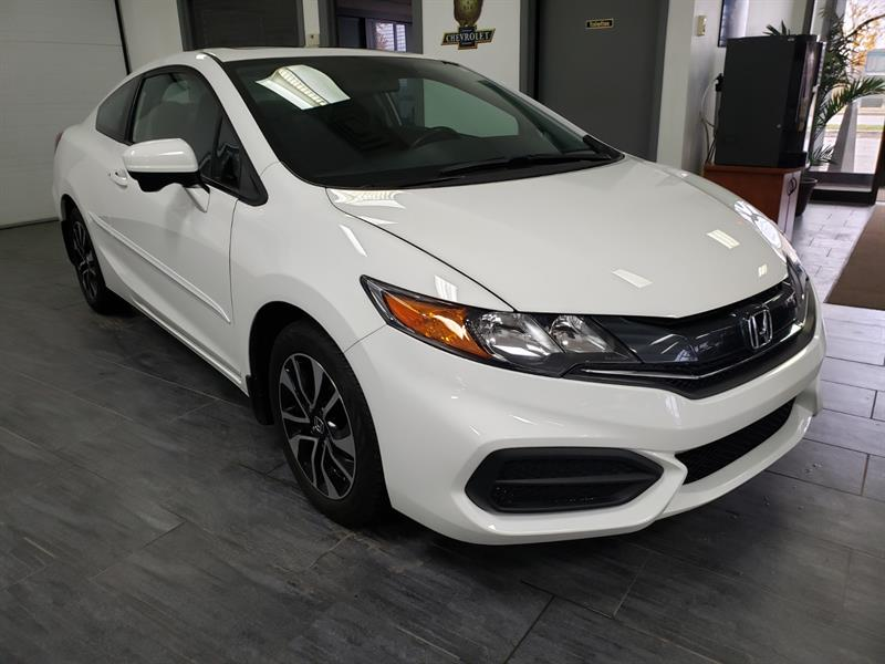 Honda Civic Coupé 2015 EX #FH002019