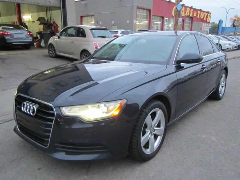Audi A6 2014 quattro 2.0T  **PAY WEEKLY $69 SEMAINE ** #2531 **N091241 ES