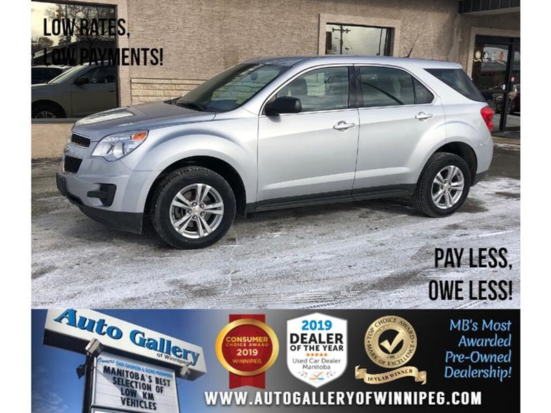 2011 Chevrolet Equinox LS *FWD/Fuel Efficient! #24080A