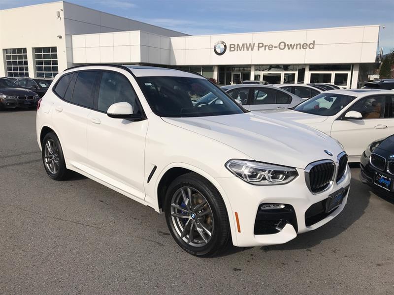 2019 BMW X3 - M Sport Line, Premium Pkg - #BP8963