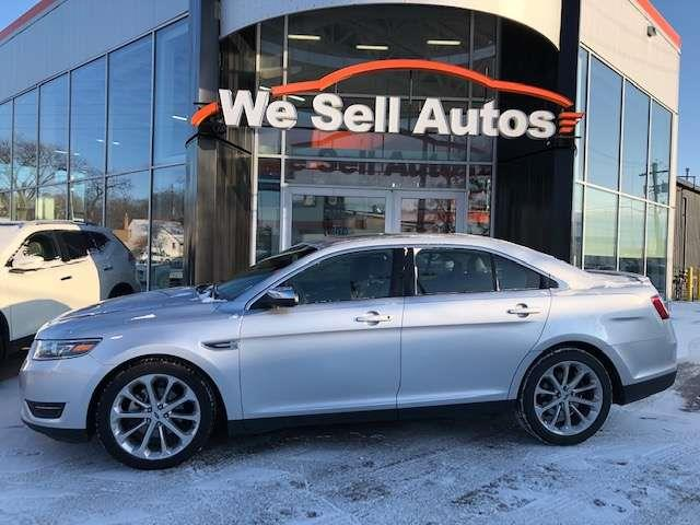 2018 Ford Taurus Limited #18FT20739