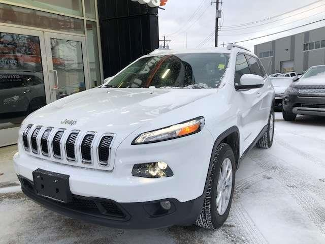 2017 Jeep Cherokee North #17DC55252A