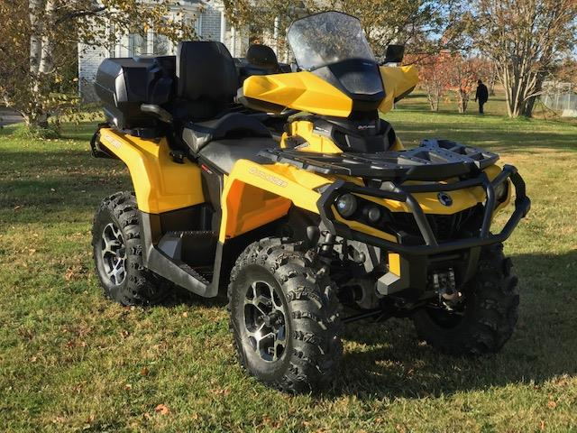 Can-am Outlander 500 2013