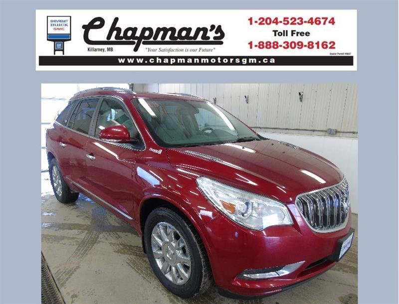 2013 Buick Enclave Premium #19-050A