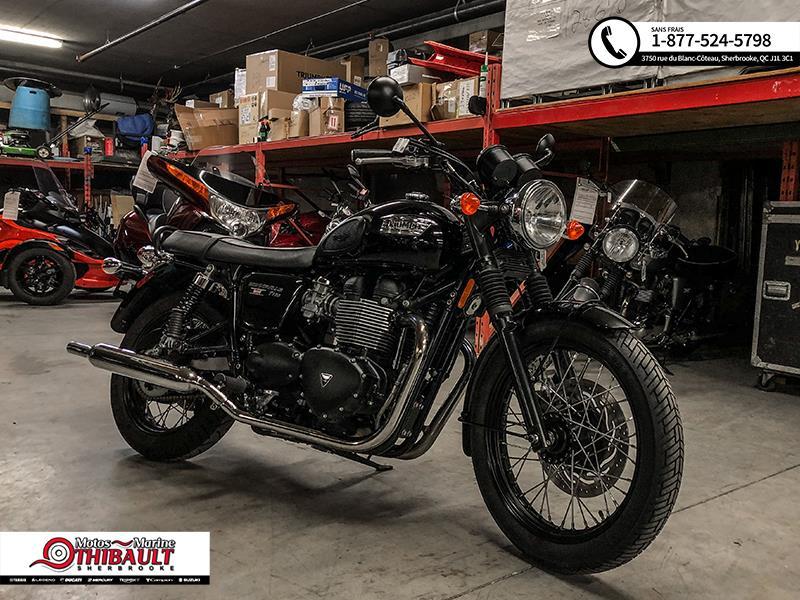 Triumph Bonneville T100 2015