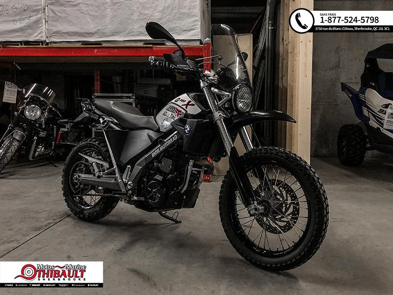 BMW G650X Country 2009