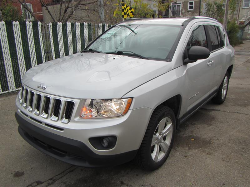 Jeep Compass 2011 **PAY WEEKLY $39 SEMAINE ** #S2558 **276390