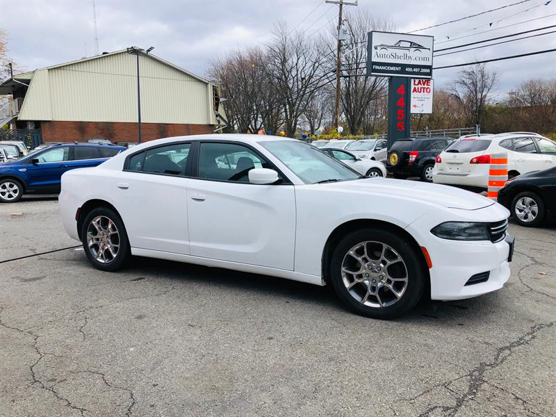 Dodge Charger 2017 AWD-Air-Bluetooth-Mags-Groupe Electrique #98979