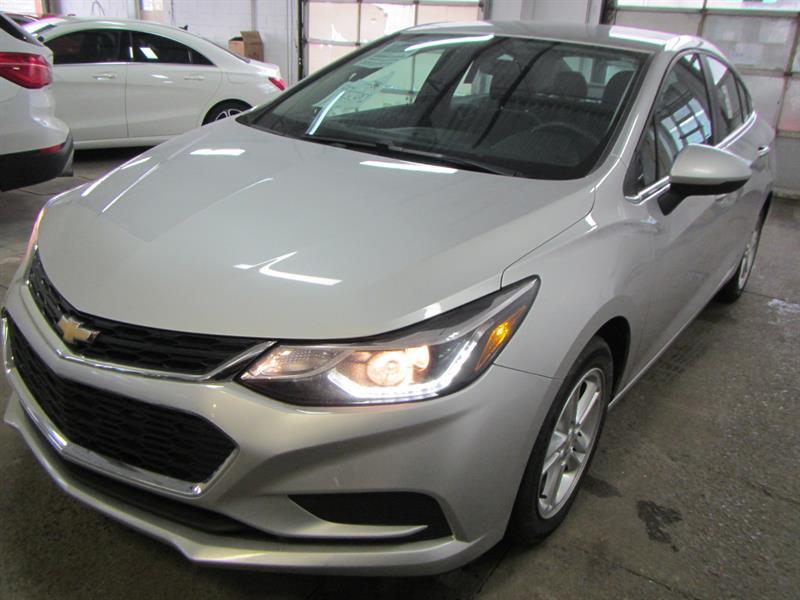 Chevrolet Cruze 2016 LT  **PAY WEEKLY $49 SEMAINE ** #2530 **602026  ES