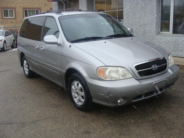 2005 Kia Sedona E X  #1822