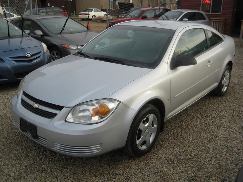 2007 Chevrolet Cobalt 2dr Cpe LS #344320