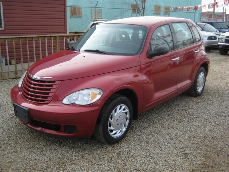 2009 Chrysler PT Cruiser 4dr Wgn LX #588736