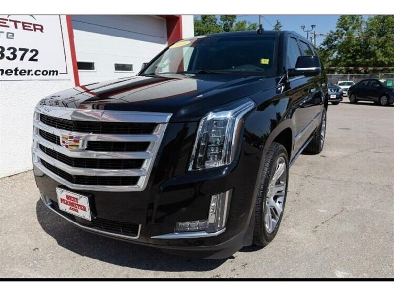 2016 Cadillac Escalade **Premium Collection**Sunroof*DVD's*HUD*Bose Sound #LSE387