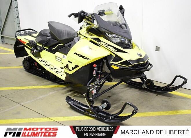 Ski-Doo MXZ 600R ETEC 2018