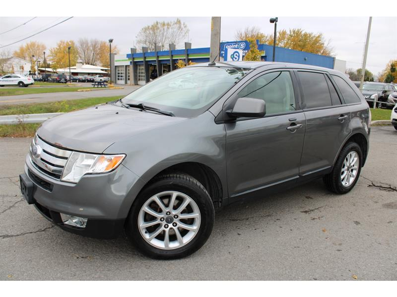 Ford EDGE 2010 SEL AWD A/C BLUETOOTH MAGS!! #4945