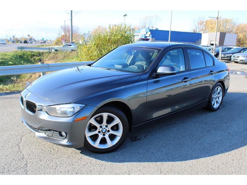 BMW 3 Series 2012 320i RWD NAVI TOIT OUVRANT!! #4885