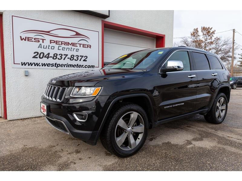 2016 Jeep Grand Cherokee LIMITED **ALL WHEEL DRIVE** #LSE437