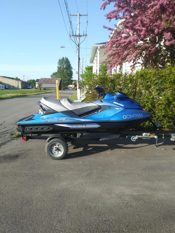Sea-doo GTX LTD 2007