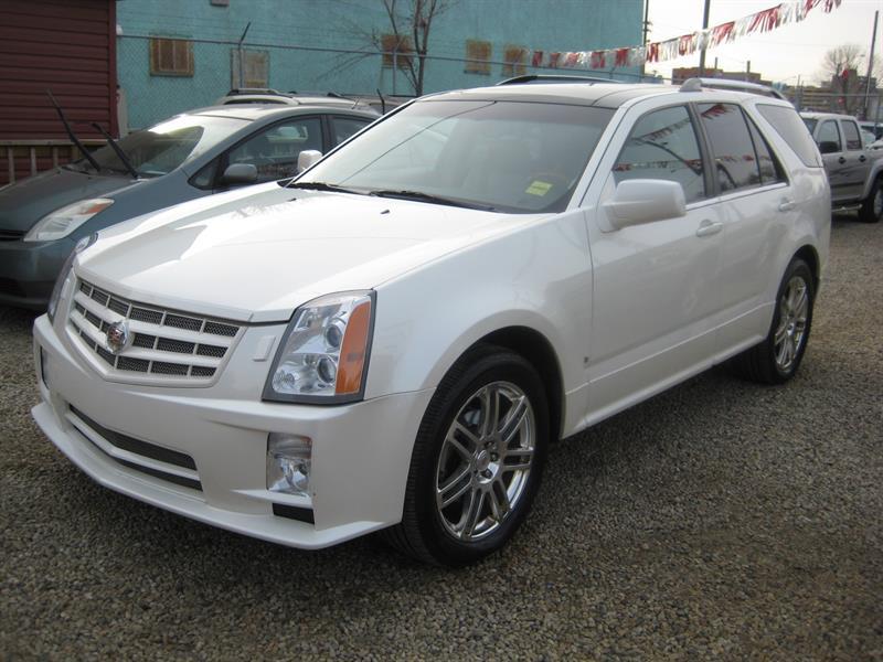 2008 Cadillac SRX 4dr V8 #138940
