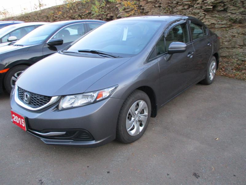 Honda Civic Sedan 2015 4dr Auto LX #FH013779A