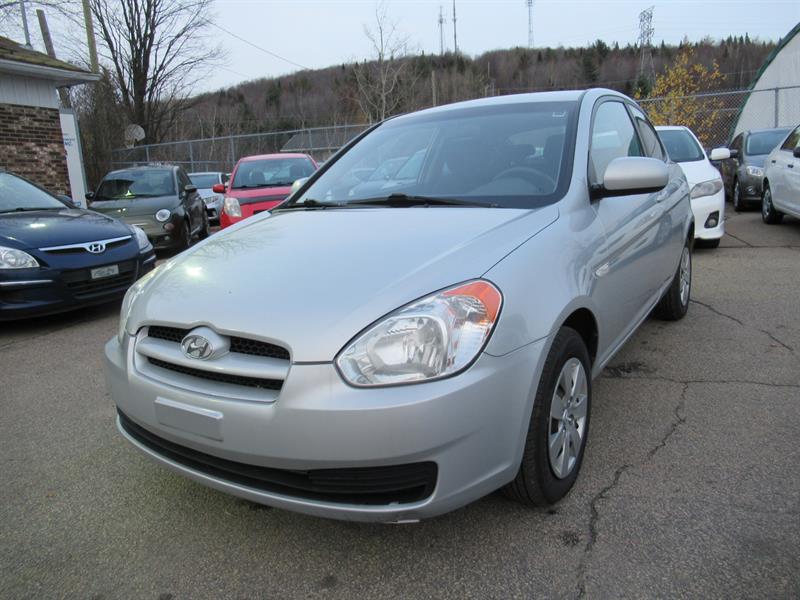 Hyundai Accent 2011 3dr Hatchback Auto L #19-356