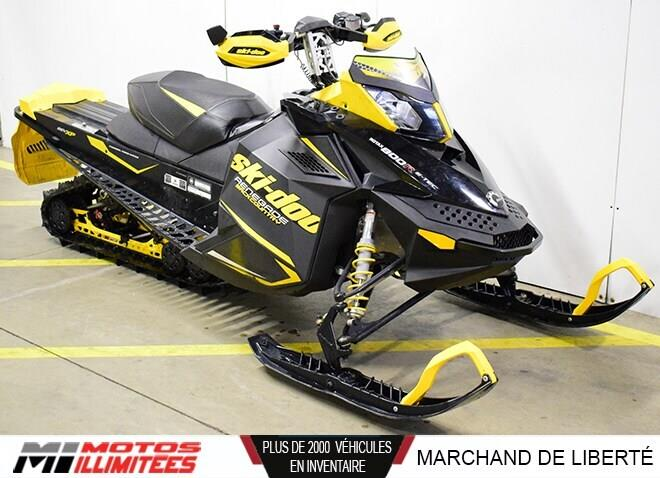 Ski-Doo Renegade Adrenaline 800R E-TEC 2013