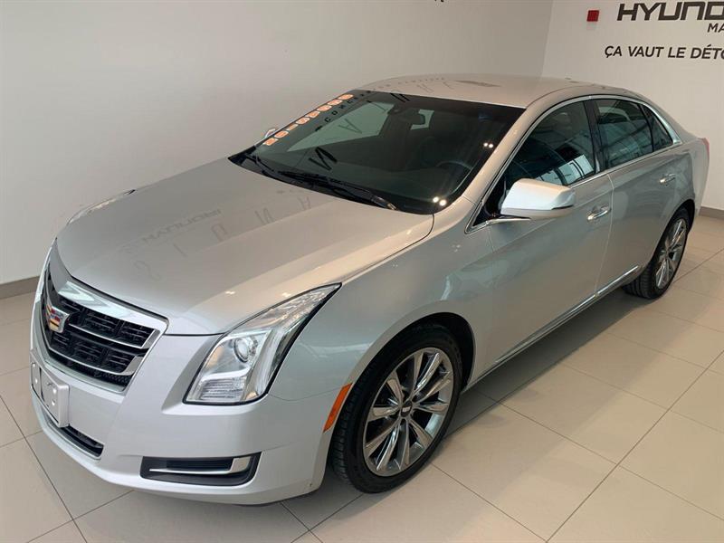 Cadillac XTS 3