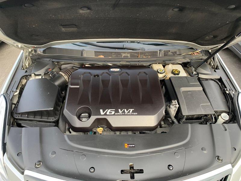 Cadillac XTS 20