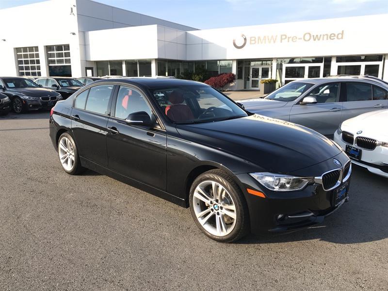 2015 BMW 320I - Sport Line, Premium Sound Pkgs - #BP8962