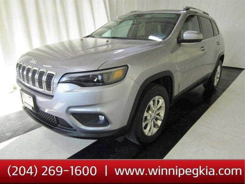 2019 Jeep Cherokee North *Accident Free!* #19JC79364