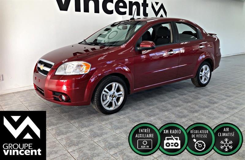 Chevrolet Aveo 2010 ** LT ** #0116AS-V