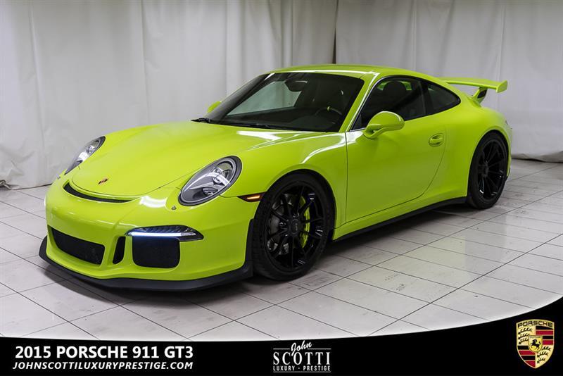 Porsche 911 2015 GT3 #C0426