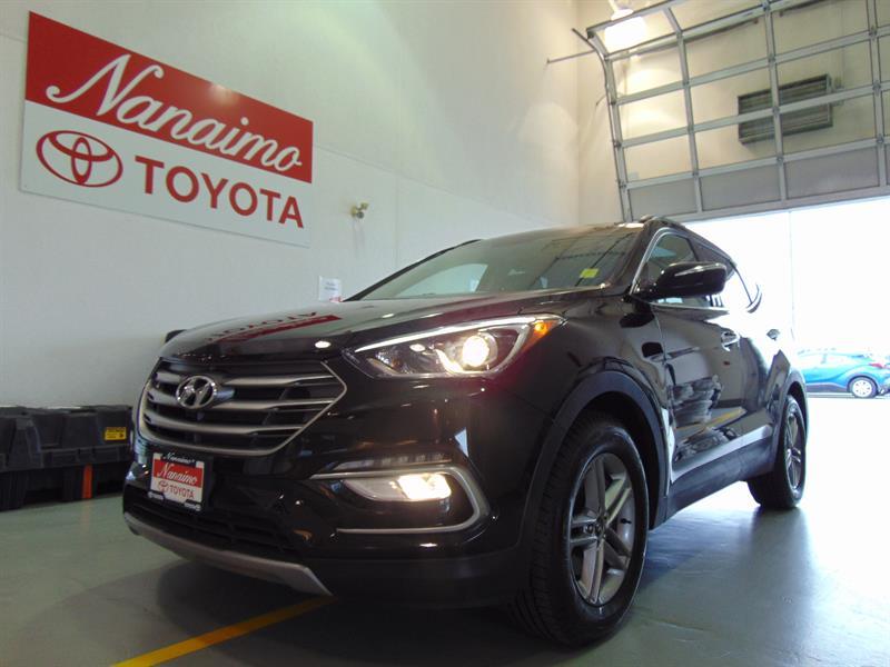 2017 Hyundai Santa Fe Sport AWD 2.4L Sport #21816A