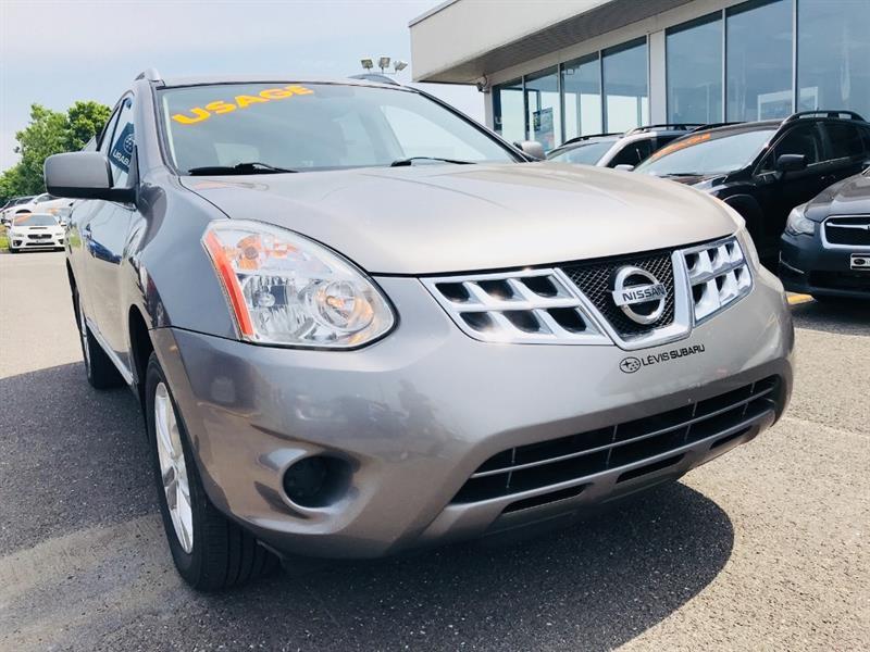 Nissan Rogue 2