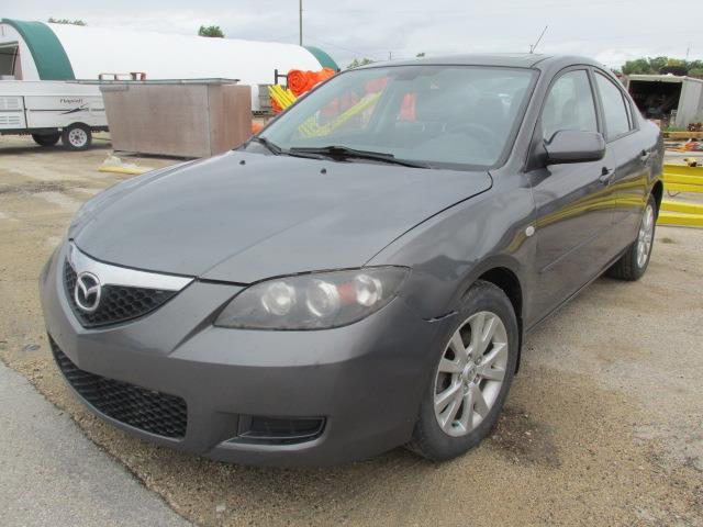 2008 Mazda Mazda3 4dr Sdn #1158-1-5