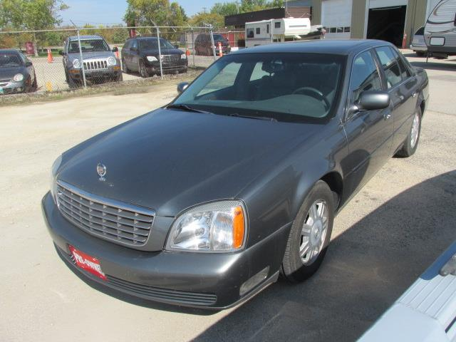 2004 Cadillac DeVille 4dr Sdn #1158-1-8