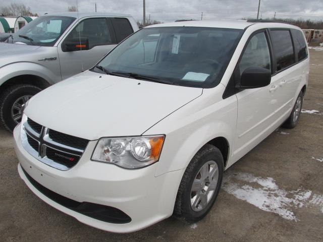 2012 Dodge Grand Caravan 4dr Wgn #1158-1-17