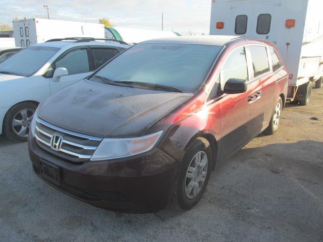 2012 Honda Odyssey 4dr Wgn LX #1158-1-25