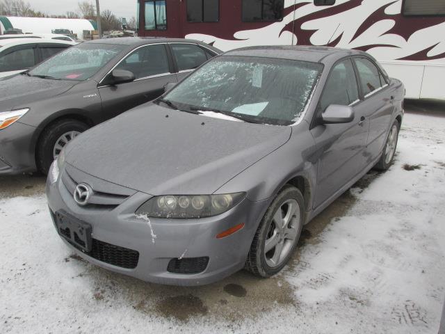 2008 Mazda MAZDA6 4dr Sdn I4 #1158-1-29