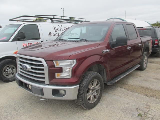 2016 Ford F-150 4WD SuperCrew #1158-1-39