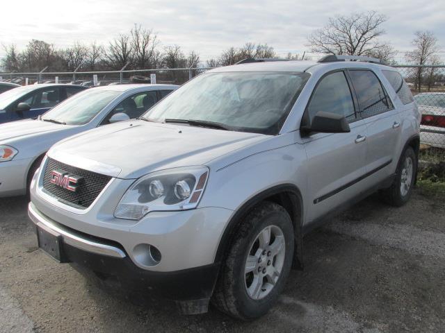 2010 GMC Acadia FWD 4dr SLE1 #1158-1-40