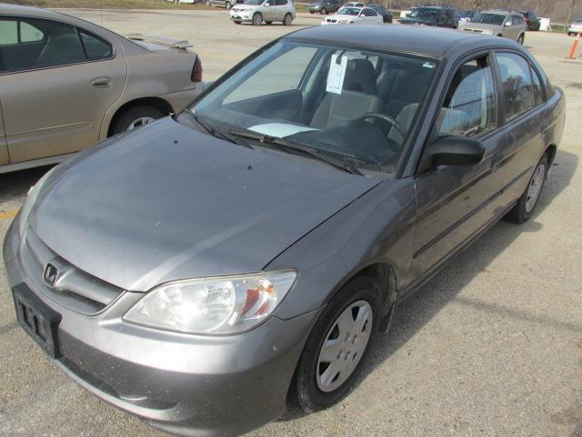 2005 Honda Civic Sdn 4dr SE Auto #1158-1-47
