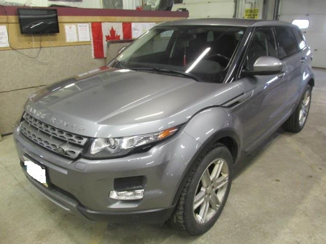 2014 Land Rover Range Rover Evoque 5dr HB Pure Plus #1160-2-60