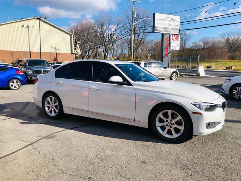 BMW 3 Series 2012 Air-Cuir-Toit-Mags-Bas KM-Jamais Accidentée #98982-2