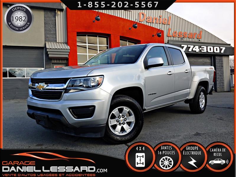 Chevrolet Colorado 2017 WOW 23290KM!!,  ACCIDENTÉ ARRIÈRE #79711