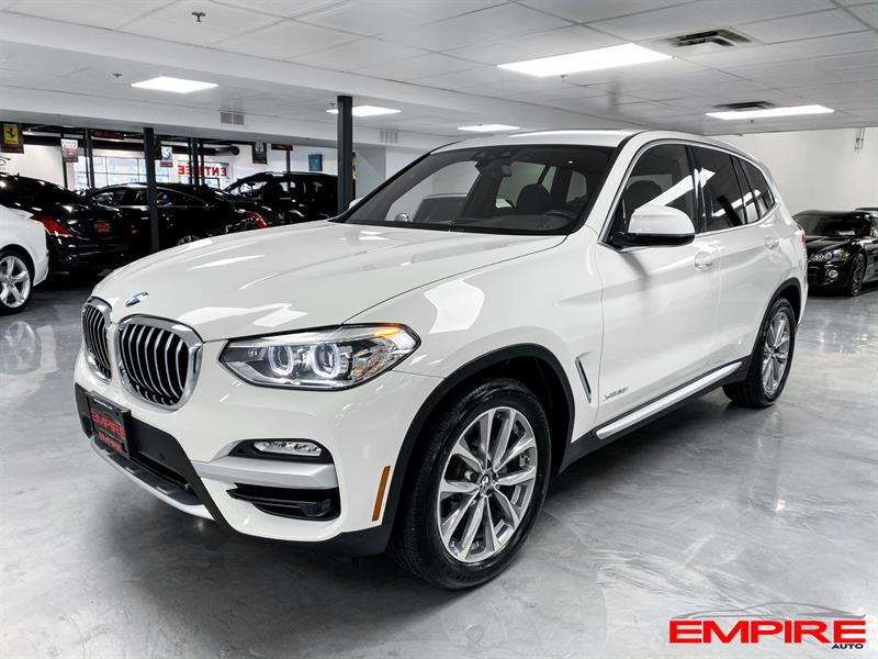 BMW X3 2018 xDrive30i Sports Activity Vehicle #AD58797